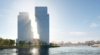 OMA Unveils Greenpoint Landing Towers For Brooklyn