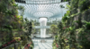 Jewel Changi Airport, And The World's Tallest Indoor Waterfall, Completes In Singapore