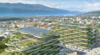 Vincent Callebaut Envisions Waves Of Green Terraces For Multi-Purpose Complex In France
