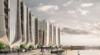 Sunland Reveals Futuristic Towers and $1 Billion Masterplan in Australia
