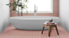 8 Kitchen and Bath Products with Blush Tones and Soft Silhouettes