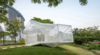 AIRLAB 3D Prints A Delicate Stainless Steel Pavilion In Singapore's Gardens By The Bay