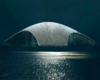 Dorte Mandrup Chosen to Build 'The Whale' Visitor Attraction Inside The Arctic Circle
