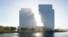 OMA's Greenpoint Landing Towers Break Ground on the Brooklyn Waterfront