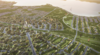 Partisans Imagines Master Plan for the Next Generation Community in a Small Town in Canada