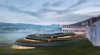 BIG's Spiraling Audemars Piguet Extension Rises From The Swiss Landscape