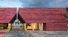 The Possibilities of Pigmented Concrete: 20 Buildings Infused With Color