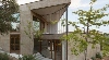 Natural Cork Panels and Bioclimatic Strategies Build a House in a Barcelona Forest