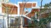 Tomohiro Hata Blurs Boundaries Between Interiors And Courtyard Of The Loop Terrace House