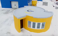 3D Printing A House In 24 Hours