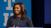 Michelle Obama Keynote Speaker At AIA 2017