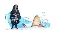 Google Commemorates Hadid