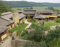 Gearing Up For #FLW150: Tour The Taliesin