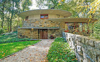 Frank Lloyd Wright's Sol Friedman House
