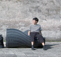 3D-Printed Urban Furniture