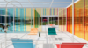 Project Eleven Builds Contemporary Yet Retro-Futuristic Rainbow Pavilion In Russia