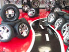 KeyResin Tire Shop