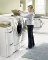 Whirlpool Brand Reinvents the Laundry Room with Whirlpool® Fabric Care Studio