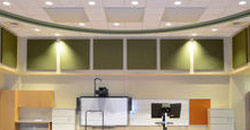 Fabric Panels, Walls and Diffusers