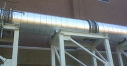 HVAC Pipe and Duct Lagging