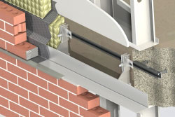 FK4 Brickwork Support Systems