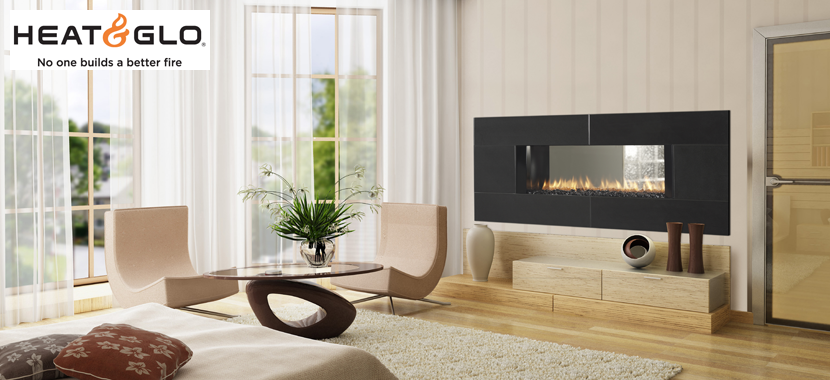 Gas Fireplaces for the Residential Market Series