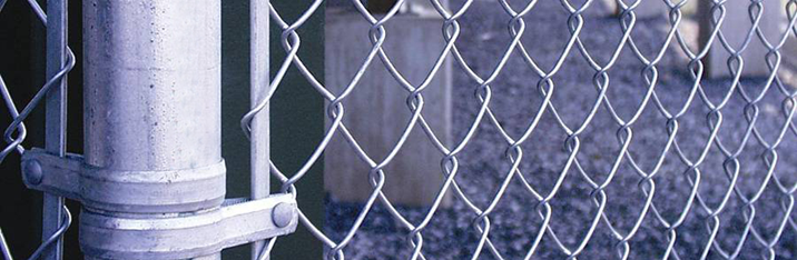 Steel Mesh Fence