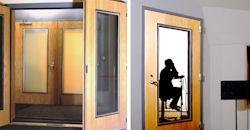 Acoustic Windows, Doors, Rooms