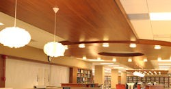 Acoustic Wood Walls and Ceilings
