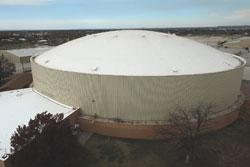 Foster Communications Coliseum