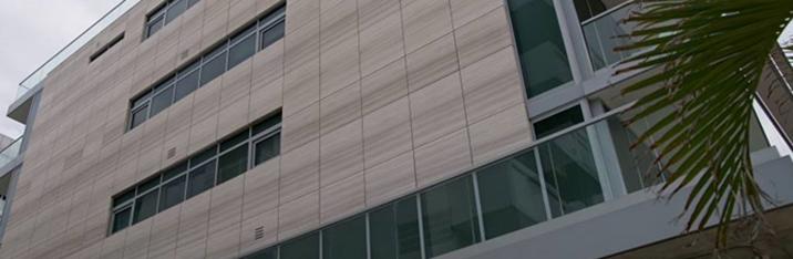 Limestone Composite Panels