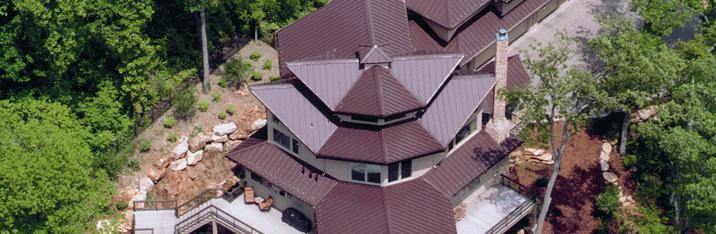 Metal Roof Design