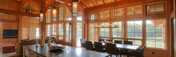 Composite Aluminum/Wood Windows