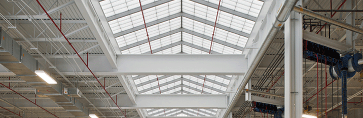 Skylights and Curtainwalls