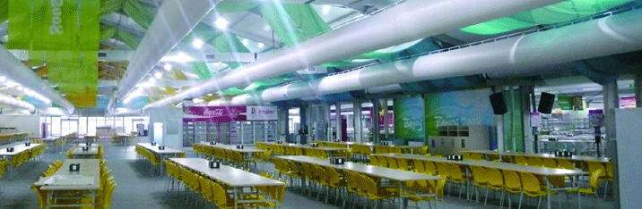 Fabric Air Dispersion Systems