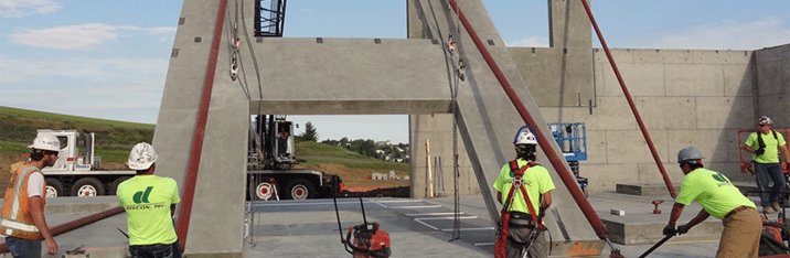 Concrete Tilt-Up Panels