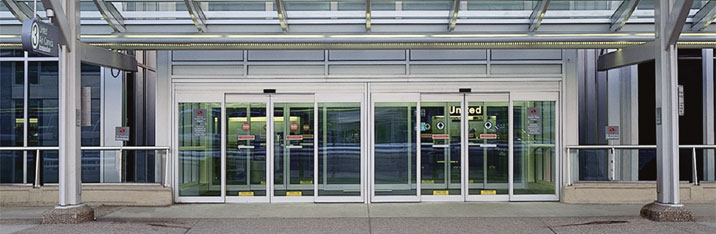 Automatic Pedestrian Doors