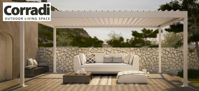Motorized Pergola Systems