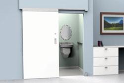 Ligature Resistant Sliding Door System