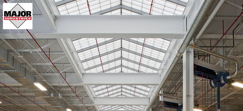 Daylight Using Skylights And Curtain Wall Systems