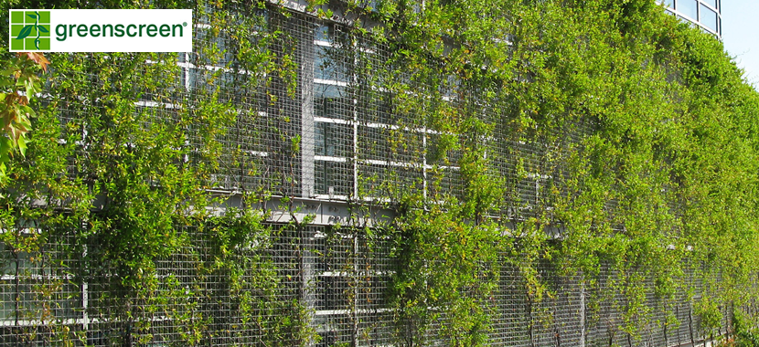 Advanced Green Facade Design