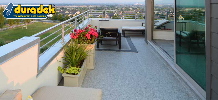Walkable Roof Deck Membranes