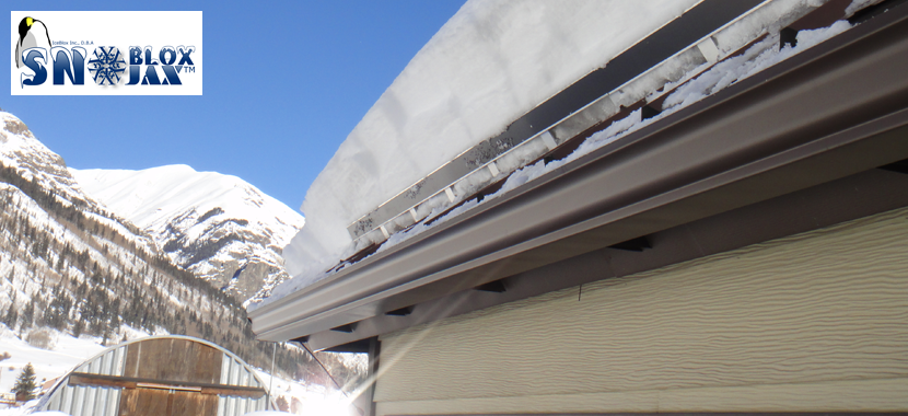 SnoBlox - Modern Snow Retention Products & Installation Methods