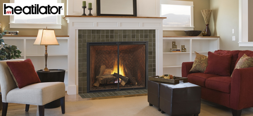 Specifying Fireplaces to Meet National Green Building Programs