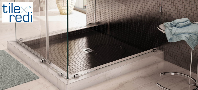 Designing and Installing Waterproof Tiled Showers