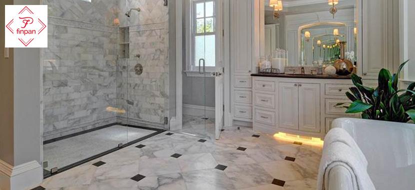 Waterproofing: Shower Installations