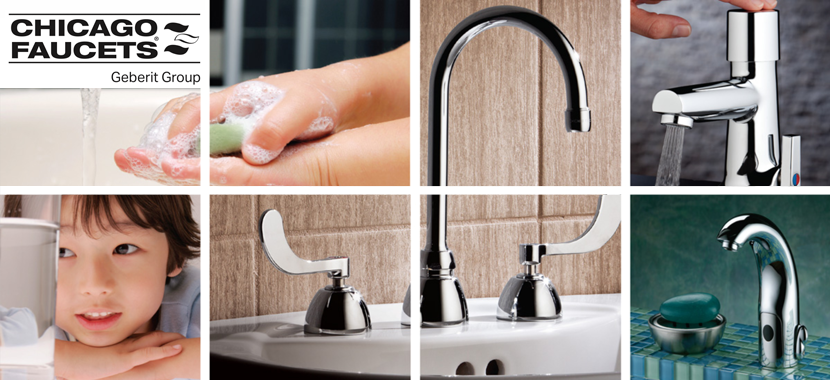 Water Conservation with Commercial Faucets