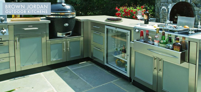 Outdoor Kitchen Design for Commercial, Residential, and Hospitality Series