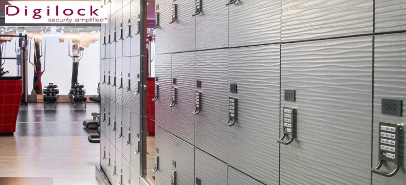 Accessible Locker Storage Areas