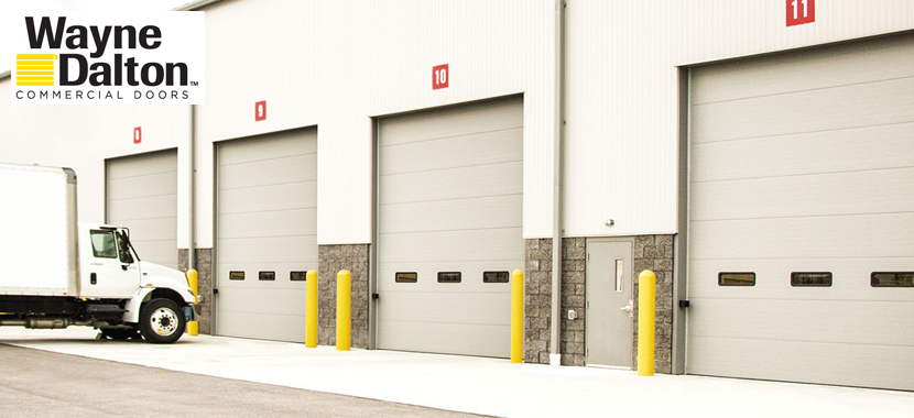 Commercial Sectional and Rolling Doors Series
